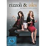 Rizzoli & Isles - Die komplette erste Staffel 3 DVDs