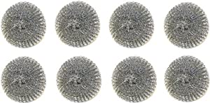 Tool Wizard BBQ Brush Replacement Scrubbers - 8 Pack from Tool Wizard Grill Brush