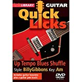 Up Tempo Blues Shuffle-Quick Licks