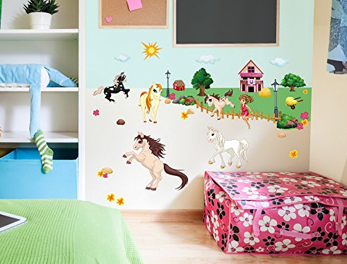 wandsticker kinderzimmer traktor. Black Bedroom Furniture Sets. Home Design Ideas