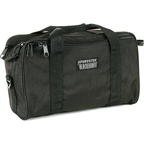 BlackHawk Pistol Range Bag SPORTSTER Bag Black Nylon 74RB02BK (Lockable Range Bag compare prices)