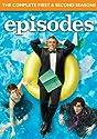 Episodes: Seasons 1 & 2 (2 Discos) [DVD]<br>$508.00