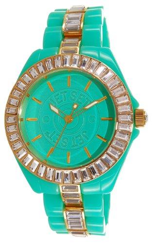 Jet Set J15148-03 - Reloj analógico de cuarzo para mujer
