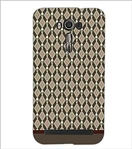 PrintDhaba Pattern D-1638 Back Case Cover for ASUS ZENFONE 2 LASER ZE550KL (Multi-Coloured)