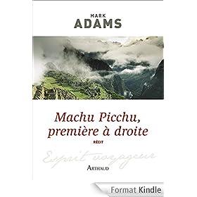Machu Picchu, premi�re � droite