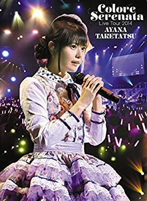 竹達彩奈 Live Tour 2014