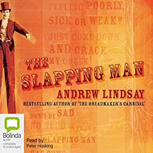 The Slapping Man Audiobook