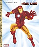 img - for The Invincible Iron Man (Marvel: Iron Man) (Little Golden Book) book / textbook / text book