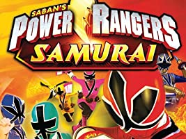 Power Rangers Samurai - Season 1