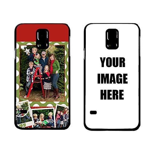 Custom Samsung S5 Case,Y&M Case, Make your Own Personality Phone Cases Designed for Samsung Galaxy S5 Cover -Plastic/Black (Make Your Own Galaxy S5 Case compare prices)