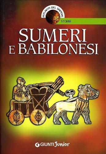 Sumeri e babilonesi PDF