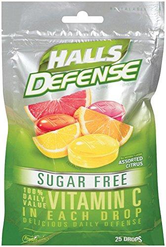 halls-defense-sugar-free-supplement-drops-assorted-citrus-25-drops-12-pack