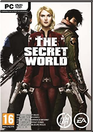 The Secret World - French only
