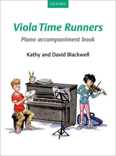 Viola Time Runners Piano Accompaniment Book