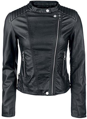Forplay Biker Jacket Giacca donna nero XS