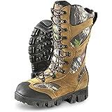 Guide Gear Giant Timber II Men's 1400 Gram Insulated Hunting Boots Waterproof Mossy Oak