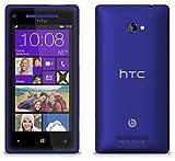 HTC 8X Blue 8Gb Windows Phone Unlocked Smartphone