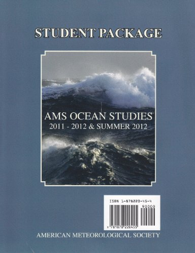 Ocean Studies with 2010-2011 & Summer 2011 Investigations Manual