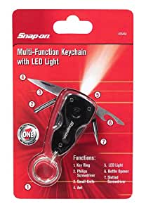 Snap-on 870452 Multifunction Keychain with Led Light