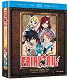 Fairy Tail: Collection One (Blu-ray/DVD Combo)