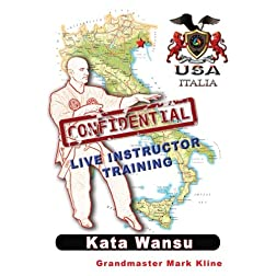 Confidential Live Training - Kata Wansu