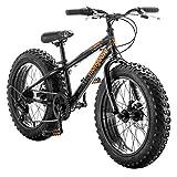 Mongoose Compac Boy's Fat Tire Bike, 20