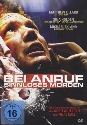 Bei Anruf sinnloses Morden (DVD)