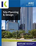 2014 Kaplan ARE Site Planning & Design Study Guide