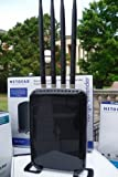 Netgear Dual Band WiFi Range Extender (WN2500RP) 7dBi Antenna Mod Kit (4 Antennas)