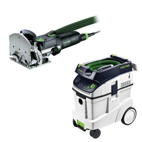 Festool DF 500 Q Domino Set with T-LOC + CT 48 Dust Extractor Package, Model: , Outdoor & Hardware Store (Ct Loc compare prices)