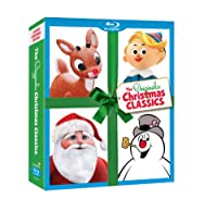 The Original Christmas Classics Gift Set Blu-ray from Classic Media