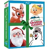 The Original Christmas Classics Gift Set on Blu-ray