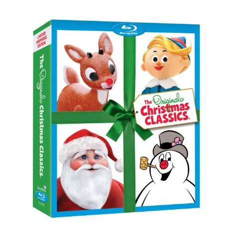 The Original Christmas Classics [Blu-ray]