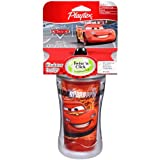 Playtex Baby Insulator, Spill-proof 9 Oz Cup: Disney Cars Red and Black