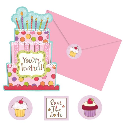 Sweet Stuff Invitations