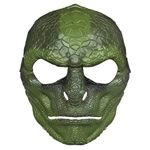 The Amazing Spider-Man Lizard Mask