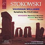 Vaughan Williams: Symphony No. 9; Hovhaness: Mysterious Mountain; Etc.