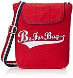 Be For Bag Solid Walk Safi Women's Sling Bag (Red)