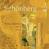 Schoenberg:  String Quartets N