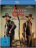 DVD Cover 'Hatfields & McCoys [Blu-ray]