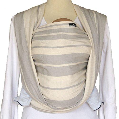 Didymos Standard Baby Wrap Sling (Size 5 Grey) by Didymos