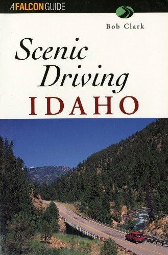 Scenic Driving Idaho