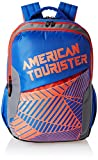 #5: American Tourister 32 Ltrs Blue Casual Backpack (AMT CRUNK 2017 BKPK 02- R BLUE)