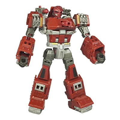 TRANSFORMERS - GENERATIONS - DELUXE CLASS - Autobot WARPATH / Panzer - Level 3 - ca. 11 cm lang OVP - Hasbro