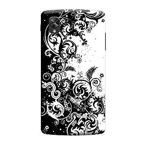 CaseLite Premium Printed Mobile Back Case Cover With Full protection For LG Nexus 5 (Designer Case)