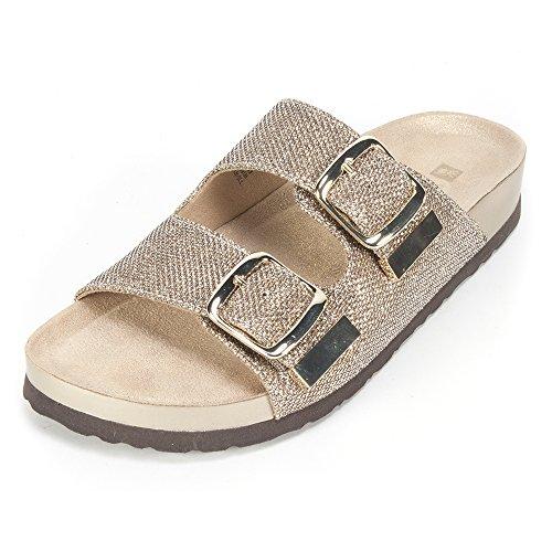 06. White Mountain Women's Horizon Sandal