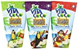 Vita Coco Kids Coconut Water Variety Pack, 6 Ounce (Pack of 18)
