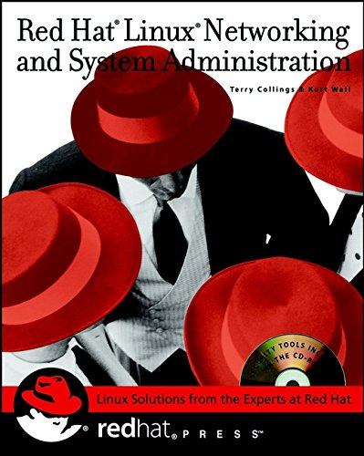 Red Hat Linux Networking and System Administration (w/CD-Rom)