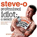 Professional Idiot: A Memoir (       UNABRIDGED) by Stephen