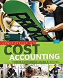 img - for Principles of Cost Accounting book / textbook / text book
